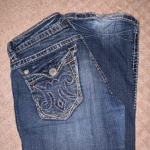 MEK Jeans.